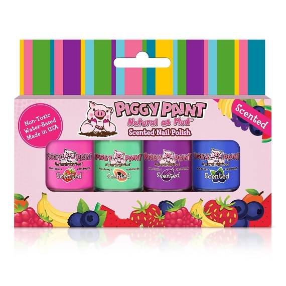 Piggy Paint Scented Gift Set