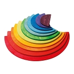 grimm's large semicirles - rainbow (10675)
