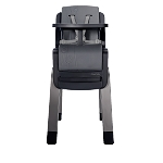 Nuna ZAAZ High Chair - Pewter **Black Friday Event Pricing Shown**