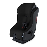 2020 Clek Fllo Convertible Car Seat - Pitch Black (C-Zero+ Tailored Fabric) **Sold Out until 2021**
