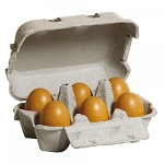 Erzi Carton of Eggs - 6 pack