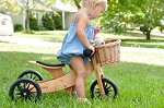 Kinderfeets Tiny Tot Bamboo Bike - Bamboo