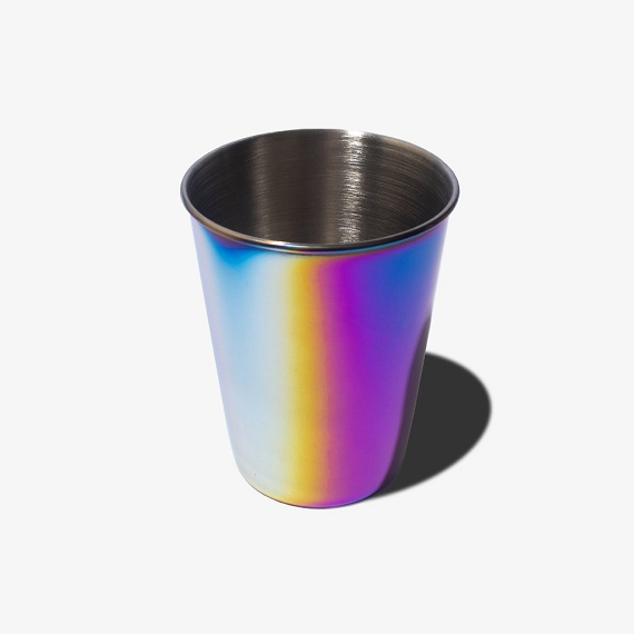 Stainless Steel Tumbler Cups - Rainbow