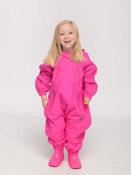 Splashy One Piece Rainsuit