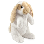 Standing Lop Rabbit