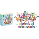 Vilac Magnetic Lower Case Alphabet