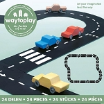 waytoplay 24 piece Highway