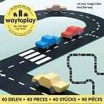 waytoplay 40-piece King of the Road