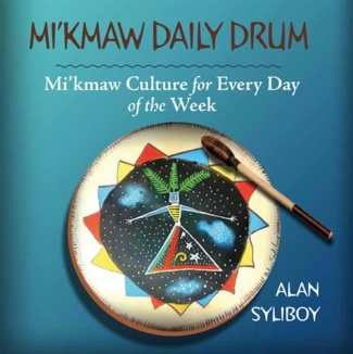 Mi'kmaw Daily Drum - Board Book