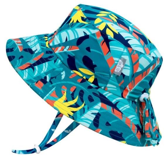 Aqua Dry Sun Hat - Tropical - Gro with Me