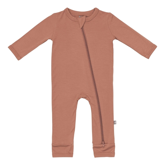 Kyte Baby Bamboo Zippered Romper (1907) - FINAL SALE CLEARANCE