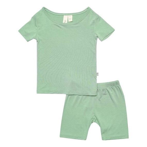 Kyte Baby Toddler Short Sleeve PJ Set (1706) - FINAL SALE CLEARANCE