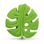Lanco Teether - Palm Leaf