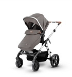 Silver Cross WAVE Stroller Bundle  - SABLE (includes Car Seat Adapters)
