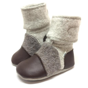 Nooks Design Felted Wool Bootie