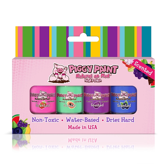 Piggy Paint Scented Gift Set - Fruit Fairy