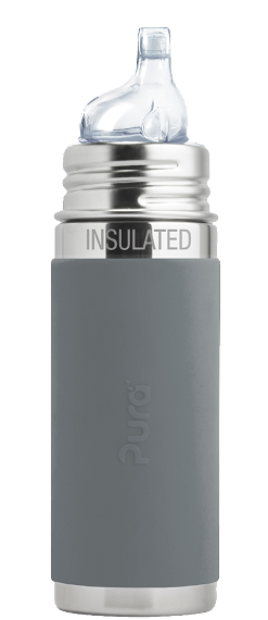 Pura 260ml INSULATED Sippy Bottle