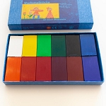 Stockmar Beeswax Block Crayons (12)