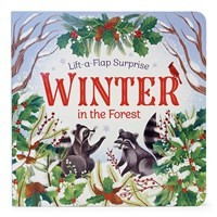 Winter in the Forest - board book