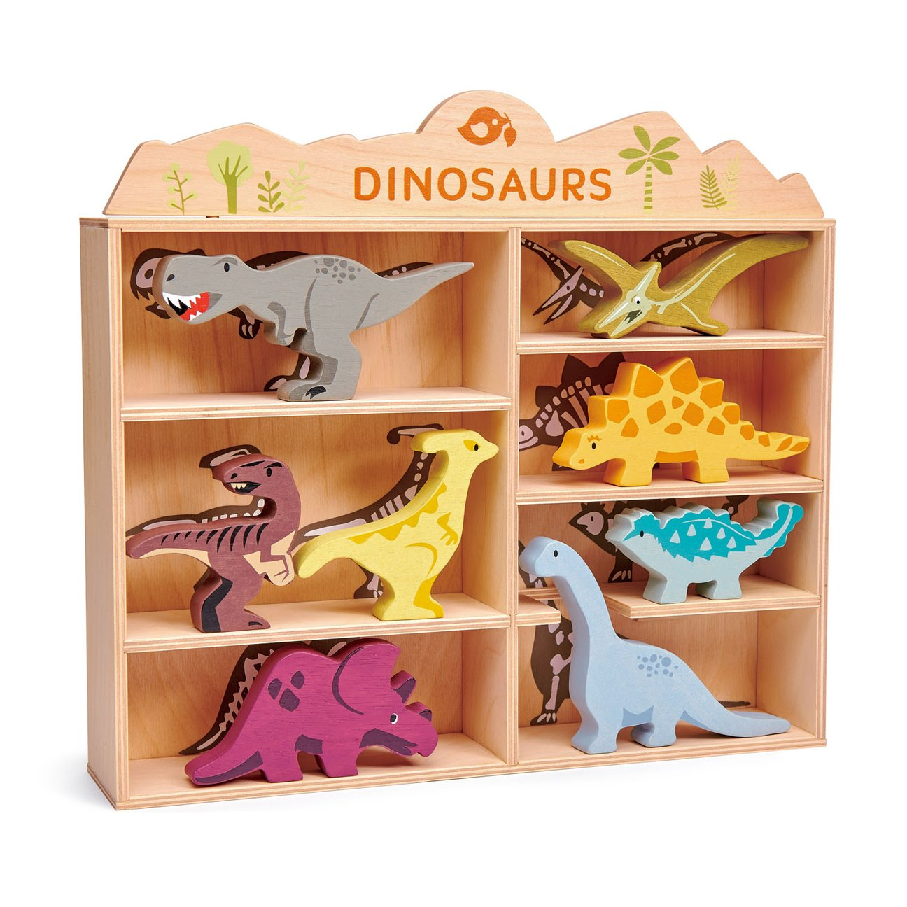 Dinosaur Set of 8