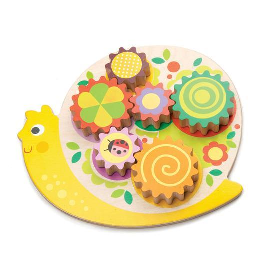Snail Whirls Puzzle