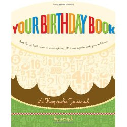 Your Birthday Book Journal