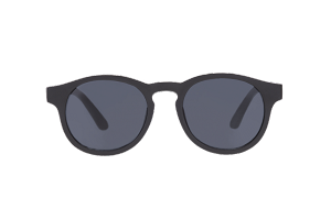 Black Keyhole shape sunglass for babies and kids
