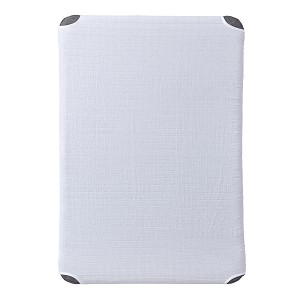 Halo  4-in-1 DreamNest Fitted Sheet - White