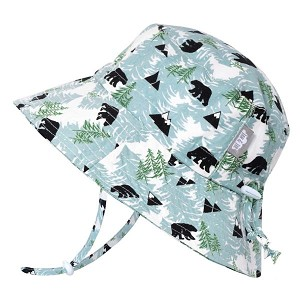 Jan and Jul Gro with Me Bucket Hat - Bear
