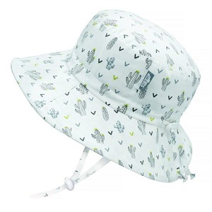 Jan and Jul Gro with Me Bucket Hat - Cactus