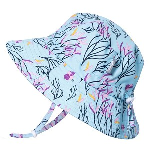Aqua Dry Sun Hat - Gro with Me (Various Designs)
