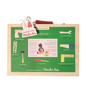 Moulin Roty Tool Kit