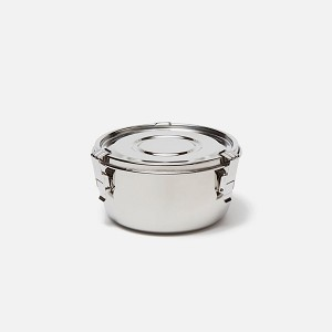 Stainless Steel Airtight Container (various sizes)