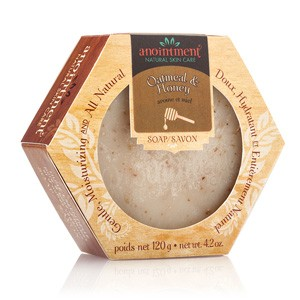 Anointment Oatmeal & Honey Soap
