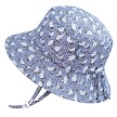 Goose Sun Hat with Adjustable Toggle