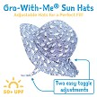 Gro-With-Me® has excellent adjustability