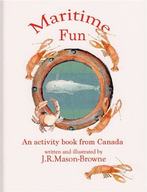 Maritime Fun Activity Book