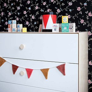 Sparrow Dresser by Oeuf 3 Drawer or 6 Drawer option